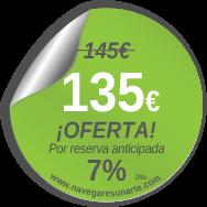 Precio licencia navegación Madrid 135€